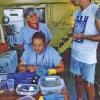 Arturo Gonzales conservation treatment