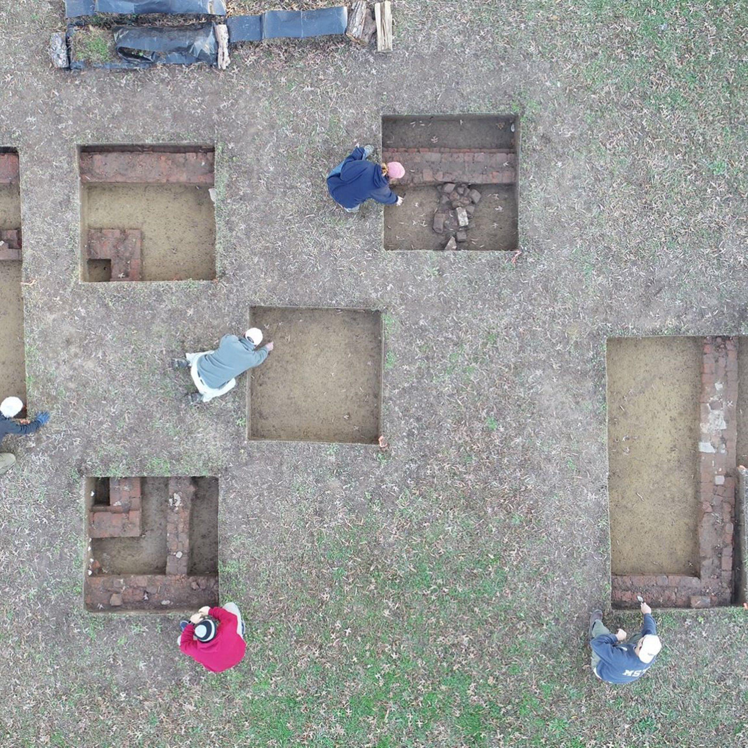 excavations at toddsbury