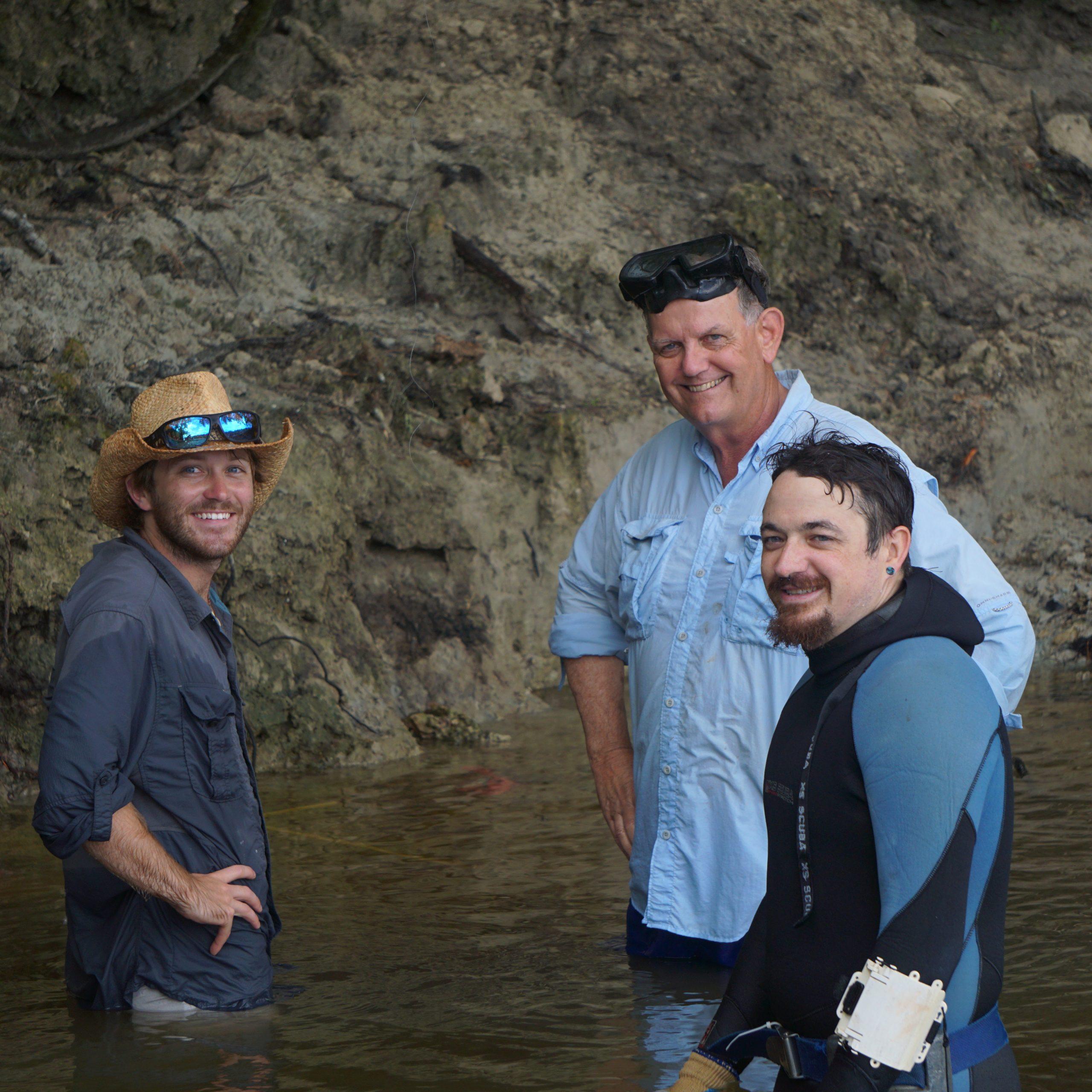 submerged prehistoric investigations